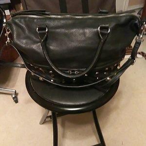 Handbags - Black studded Purse